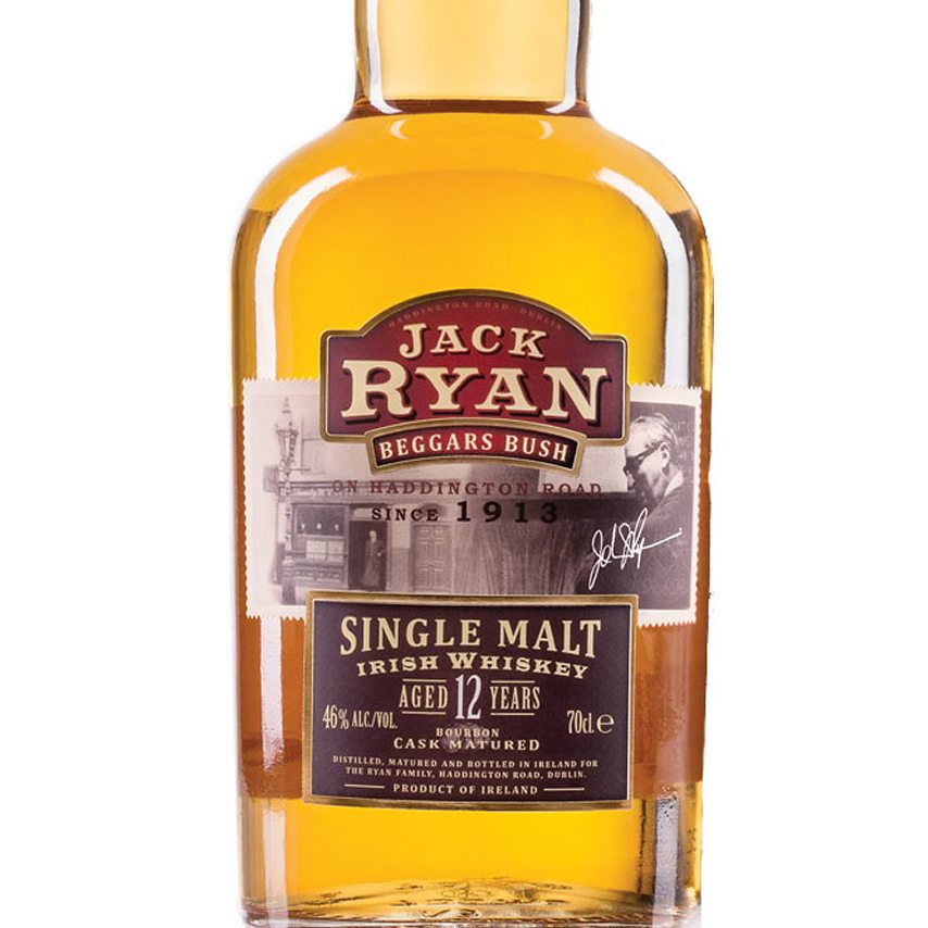 Jack Ryan's Whiskey - Beggars Bush