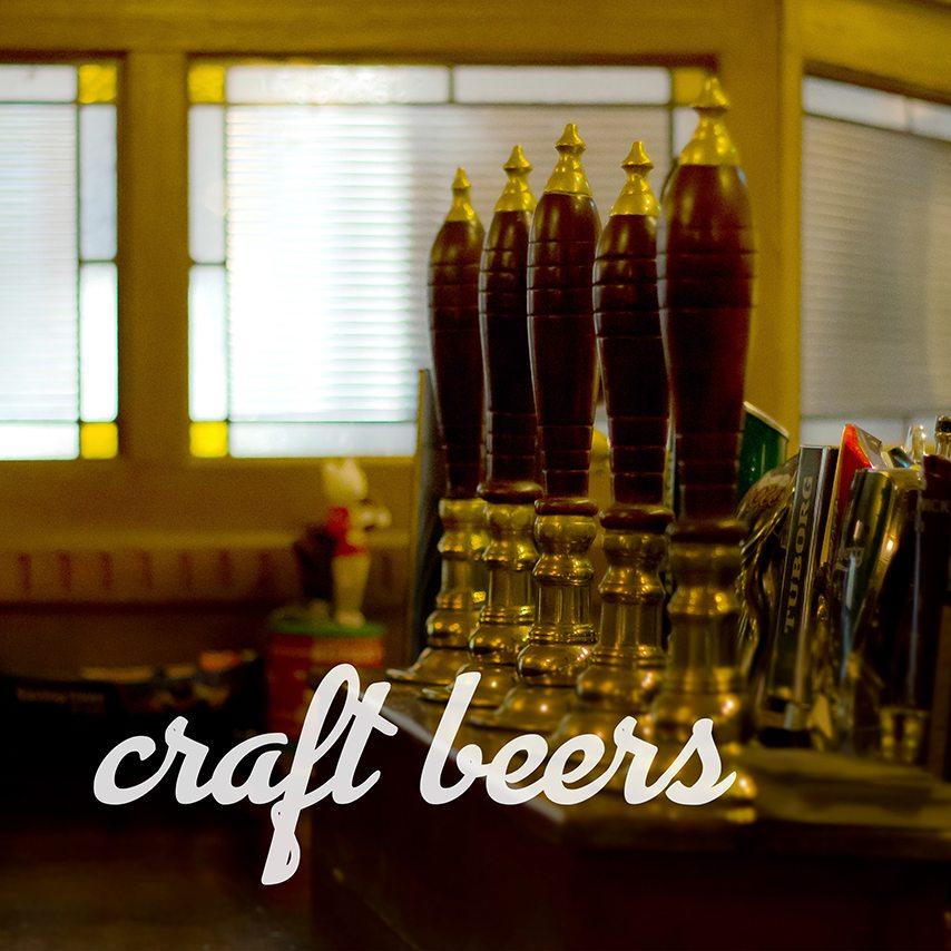 Craft Beers - Jack Ryan's Beggars Bush