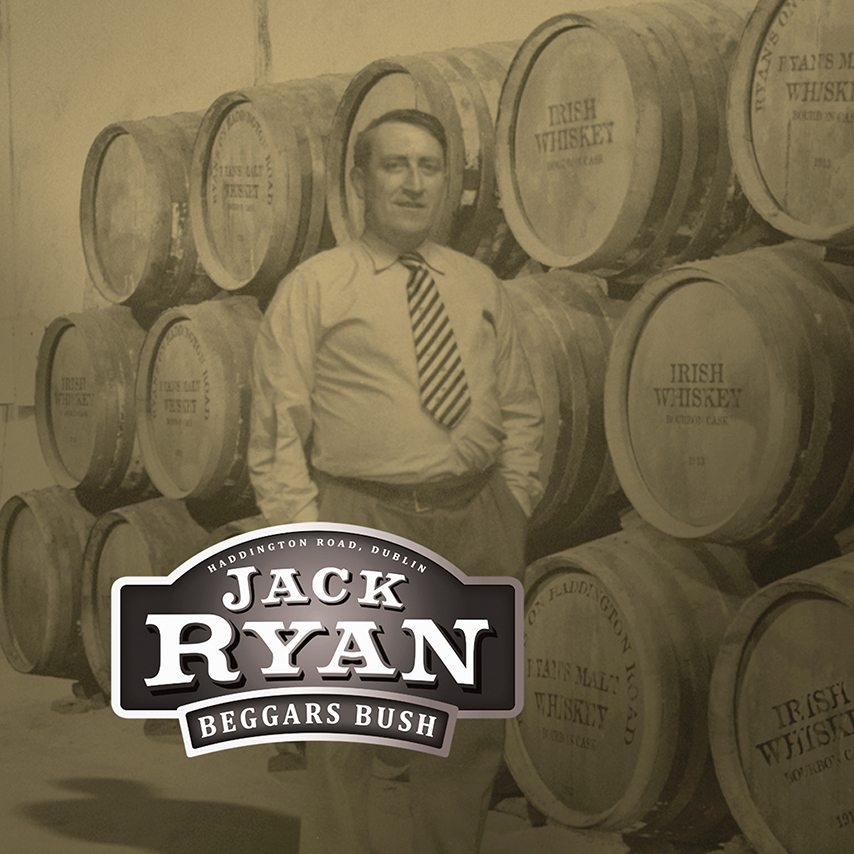 Jack Ryan's Whiskey - Jack Ryan's Beggars Bush