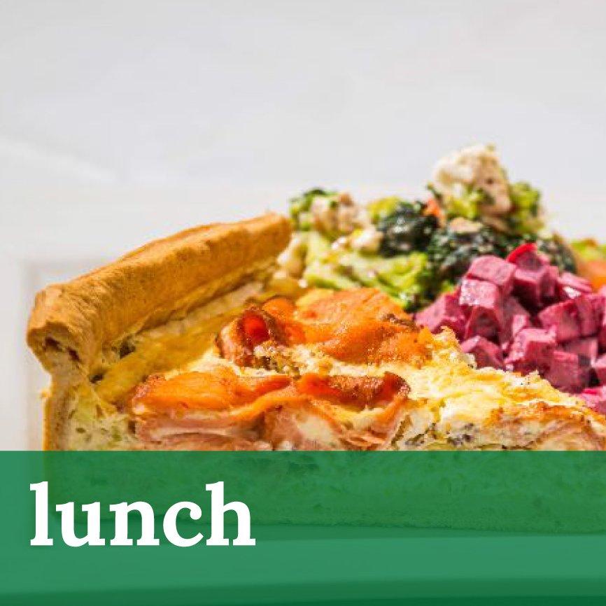Lunch Menu - Jack Ryans Beggars Bush