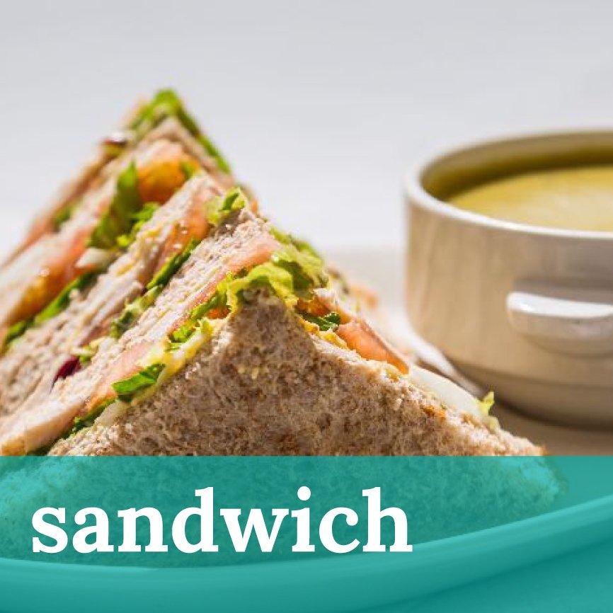 Sandwich Menu - Ryans Beggars Bush